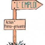 Logo action primo-arrivants!